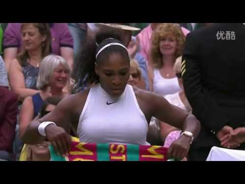 Serena Williams VS Angelique Kerber Highlight 2016
