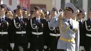 Парад Победы 9 мая 2015 на Двороцовой площади, Санкт-Петербург