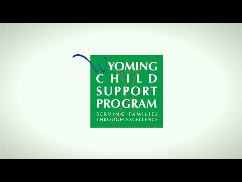 Wyoming Child Support Program - 2016 Commercial