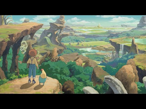 Ni no Kuni: Wrath of the White Witch Remastered - E3 Announce Trailer | PS4, PC (Remastered); Switch
