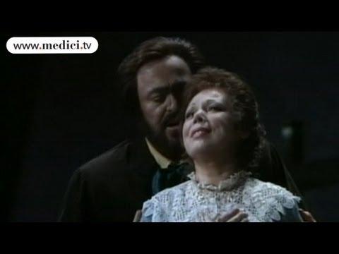 La bohème - Puccini - O soave fanciulla - Mirella Freni and  Luciano Pavarotti