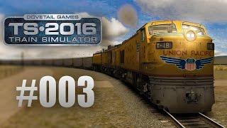 Train Simulator 2016: Union Pacific Railroad mit der Gasturbine #003- Angekommen in Granite!