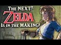 The Next Zelda Game is in the Works! What's Next? (Discussion)