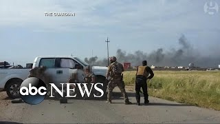 ISIS Firefight That Killed Navy SEAL | New Video Released