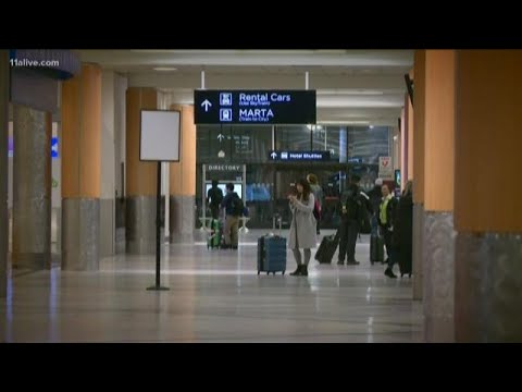 RUSH BLOCK | Smoke Rooms Close At Atlanta Airport