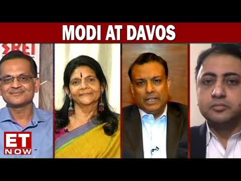 First Indian PM To Visit Davos In 20 years | Modi At Davos | India Development Debate