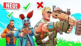 Simons says SHOOT.. but aim right! (fortnite)