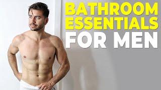 7 Bathroom Essentials EVERY GUY Needs | Alex Costa