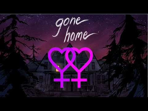 WHY WOULD YOU LEAVE ME ALL ALONE HERE!? | Gone Home