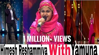 Himesh Reshammiya & Yamuna Ajin Rocking Performance On Sa re ga ma pa lil champs 2017