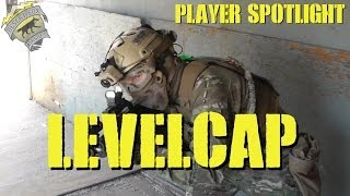 DesertFox Airsoft: Player Spotlight - Levelcap from Levelcap Gaming