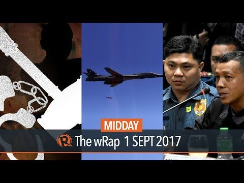 NBI, Revised Penal Code, U.S. and South Korea | Midday wRap