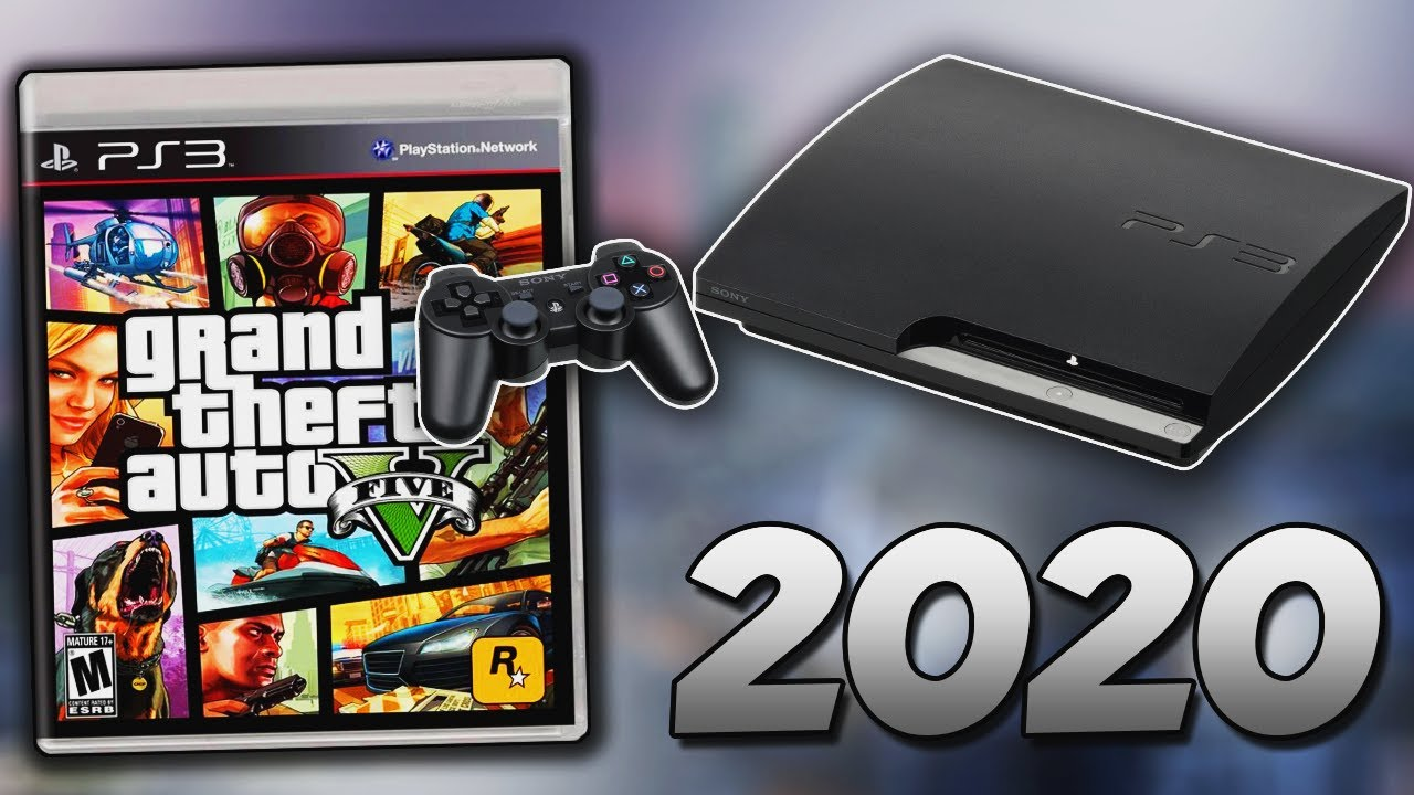 GTA 5 Online in 2020 but it's PS3