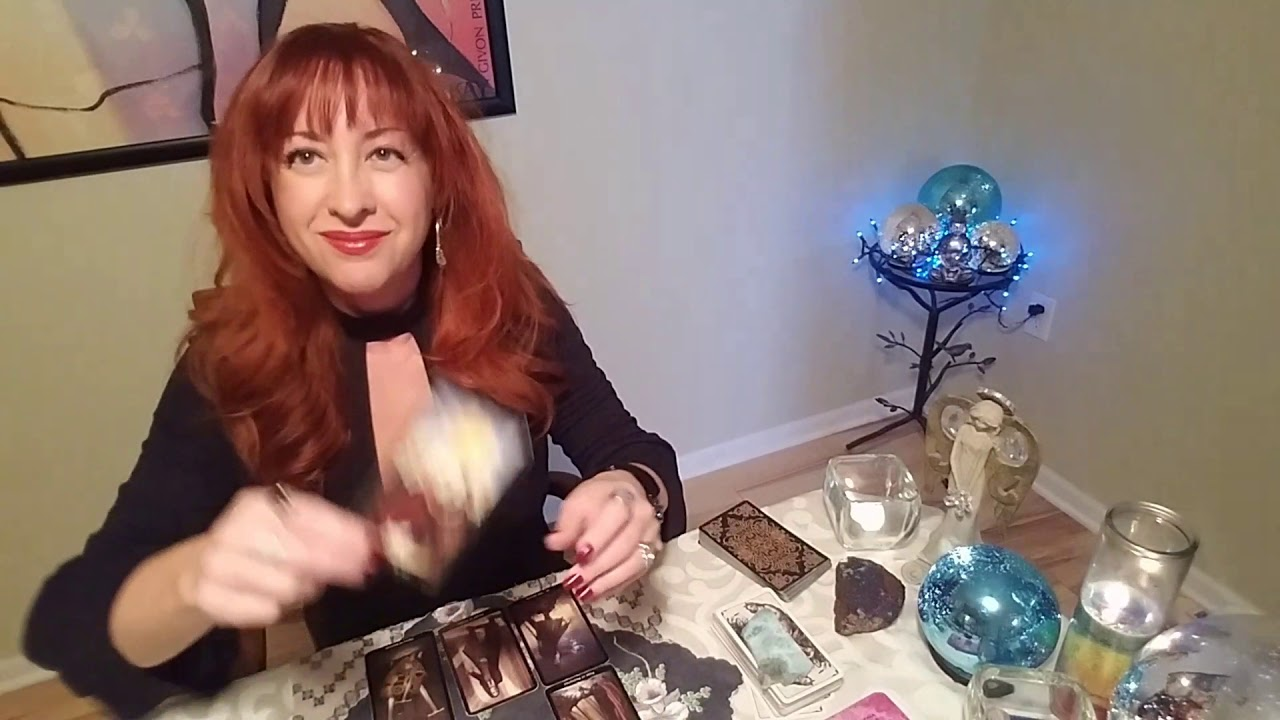 Taurus Love Tarot Reading thru December 15, 2018 ENOUGH BACK & FORTH WITH A TOXIC KARMIC PERSON🤔👿