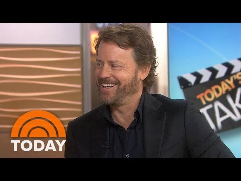 Greg Kinnear: 'I Was A Little Nervous' Playing Joe Biden In 'Confirmation'  TODAY