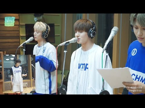 RADIO LIVE | SF9 Cover FXXK IT, SF9(다원,휘영,찬희,태양,로운) - 에라 모르겠다 20170524