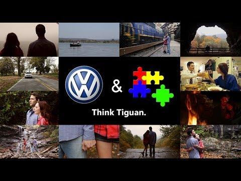 Colourpuzzle Presents - Think Tiguan