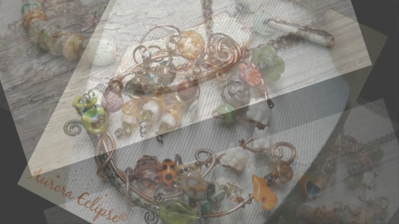 Art Bead Scene July 2017 Youtube