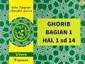 GHORIB Metode UMMI hal 1 sd 14 + Komentar_Belajar Mudah Membaca Al Quran