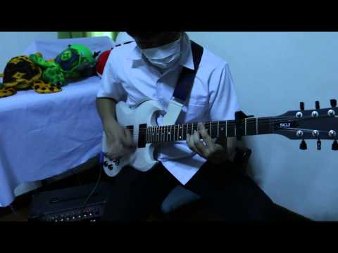 Gesu no Kiwami Otome - Parallel Spec (Guitar cover)