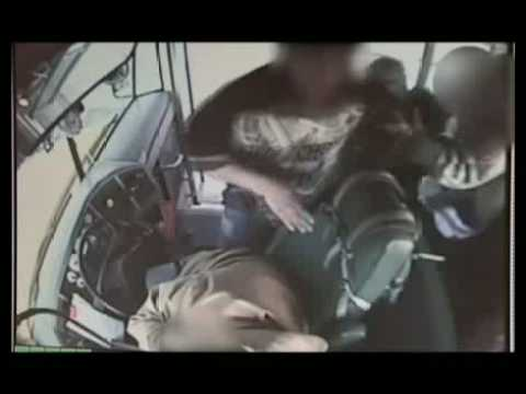 Boy charged in Kalamazoo school-bus driver beating