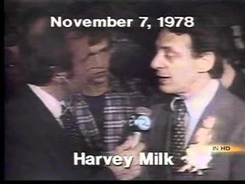 Harvey Milk Interview - November 7, 1978
