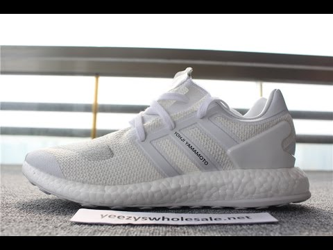 0cd4063c188d7 ADIDAS Y3 PURE BOOST ZG KNIT TRIPLE WHITE BY8955 FROM YEEZYSWHOLESALE.NET