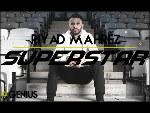 Riyad Mahrez ● Crazy Dribbling Skills Assists & Goals HD DZ ● 2015 2016