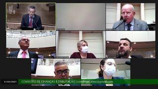 Comissão de Finanças aprova realização de duas audiências públicas