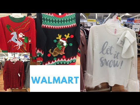 Walmart Holiday Looks Time And True Sweaters Cardigans Shirts Pants Totes
