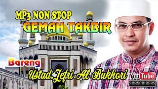 GEMAH TAKBIR bersama USTAD JEFRI AL BUKHORI (UJE) ### Selamat Hari Raya IdulFitri 1 Syawal 1440 H