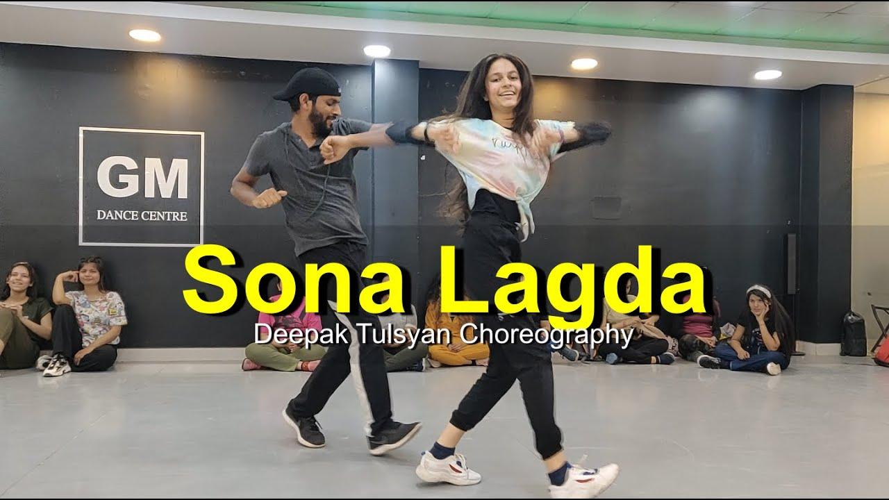 Download Sona Lagda - Dance Cover   @Deepak Tulsyan Choreography   Sukriti, Prakriti, Sukhe   G M Dance