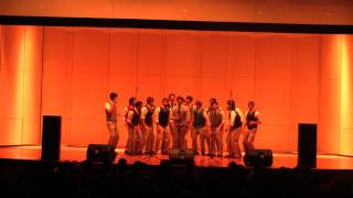 Africa - JHU AllNighters @ 2011 ICCA Quarterfinals