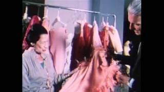 Diana Vreeland and Hubert de Givenchy