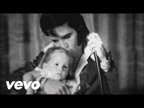 Elvis Presley, Lisa Marie Presley - I Love You Because