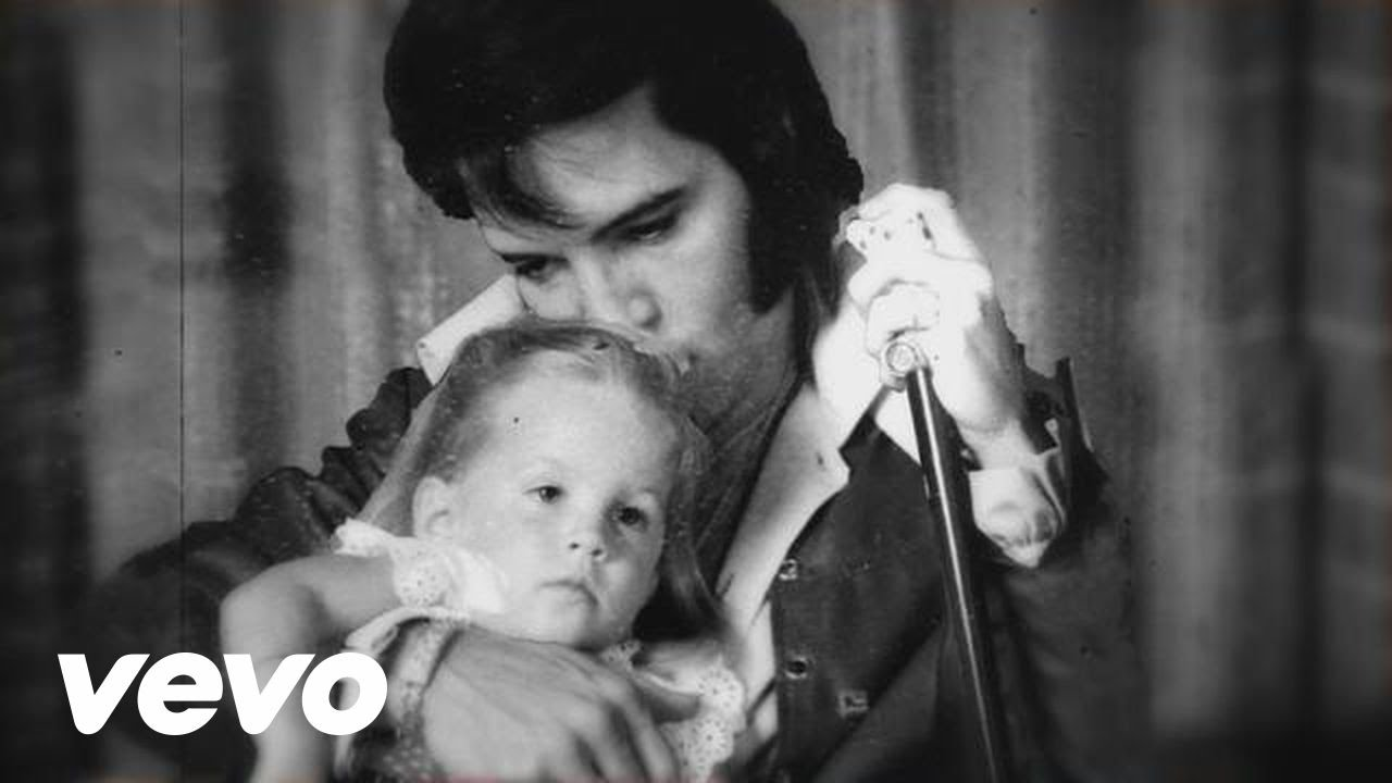 Elvis Presley, Lisa Marie Presley - I Love You Because (Duet)