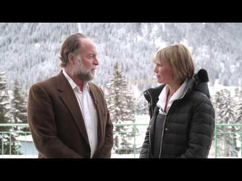 WEF Davos 2015 Hub Culture Interview with Ricardo Hausmann of Harvard University