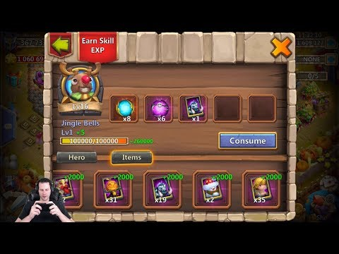Leveling RuDuFF Up For Fortress Fuedd + Skill BEAST Pet Castle Clash