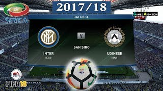 Download Video Inter Milan vs Udinese  16/12/2017  [Serie A Prediction] MP3 3GP MP4