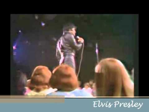 Elvis Presley - Love Me Tender - Live 1968
