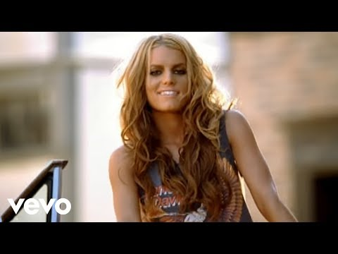 Jessica Simpson - These Boots Are Made for Walkin' (Video)