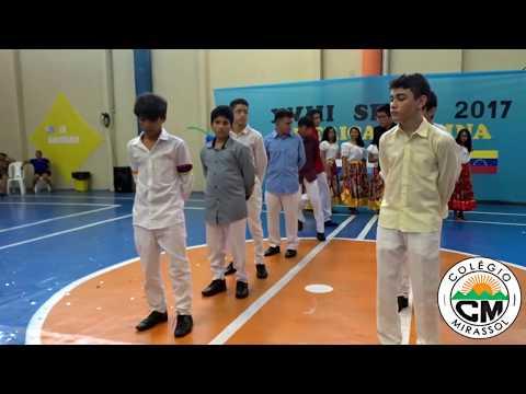 XVIII SEAM - Dança típica da Venezuela