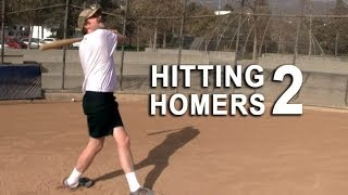 Baseball Wisdom - Hitting Homers with Kent Murphy Part 2: Walkoff Dingers