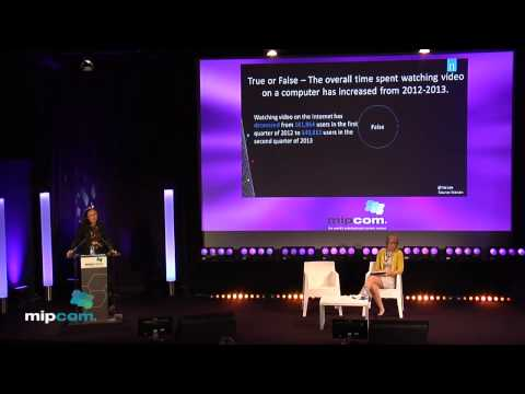 Panel: Digital Comes of Age: Getting Ahead of the Windows Game - MIPCOM 2013