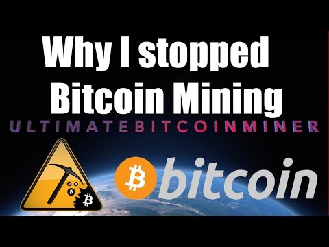 Why I Retired Bitcoin Mining & Why Bitcoin Confirmations Are Taking So Long