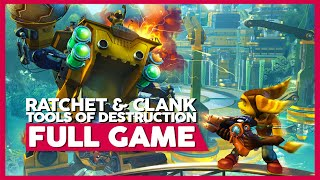 Ratchet And Clank: Tools Of Destruction | PS3 60ᶠᵖˢ | Full Gameplay/Playthrough | No Commentary