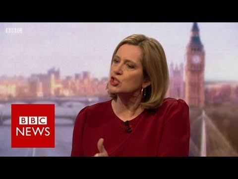 "Amber Rudd: ""I've a shock for the Brexiteers"" – BBC Information"