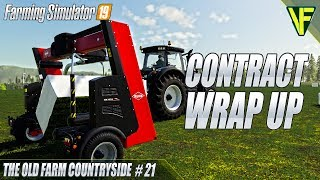 Start From Scratch: The Old Farm Countryside, Episode 21 | Farming Simulator 19