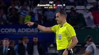 México 0-2 Argentina | Partido amistoso