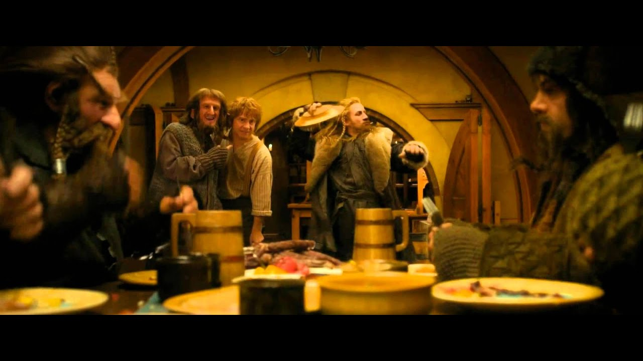 The Hobbit: That's What Bilbo Baggins Hates! - YouTube
